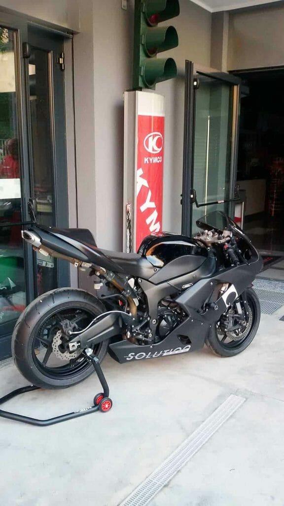 Officina preparazione moto a Milano
