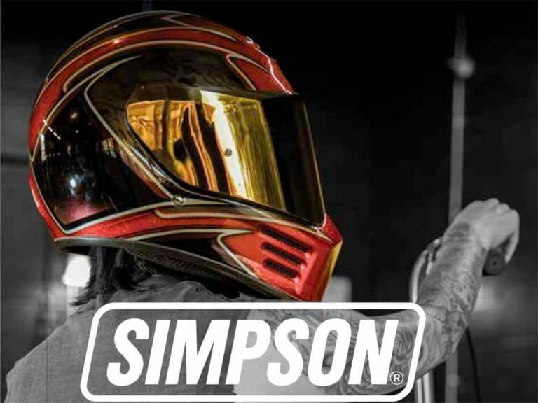 Caschi Simpson Milano